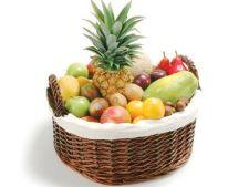 Caloriile din fructe