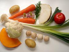 Caloriile din legume