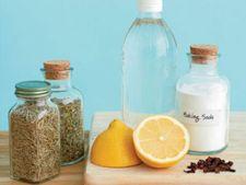 8 solutii magice pentru curatenie