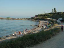 La mare la 2 Mai, statiunea lipovenilor si a turistilor care cauta liniste