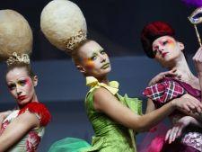 Coafuri haute couture: Alternative Hair Show 2010