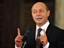 Traian Basescu: Profesorii, pe ora de lucru, sunt printre cei mai bine platiti din Romania