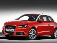 Gama Audi A1 a primit motor de Q5