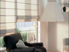 Cum instalezi  un stor roman la fereastra