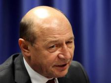"""Traian Basescu: """"Ies din politica daca pierd referendumul"""""""