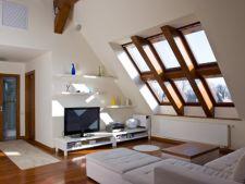 Cumpararea unui apartament la mansarda: avantaje si dezavantaje