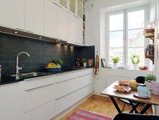 Idei de design scandinav pentru bucatarie