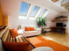 4 idei de acoperisuri pentru living cu lucarna
