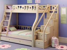 Alege inteligent patul supraetajat pentru copii