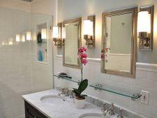 Solutii de design pentru baia fara ferestre