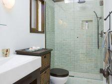 5 idei de top pentru folosirea inteligenta a spatiului din baie