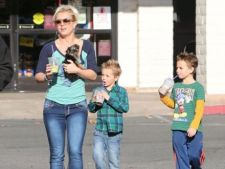 Britney Spears este inspirata de copiii sai cand compune muzica