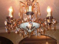 Cum sa restaurezi un candelabru vechi in 4 pasi