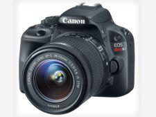 Cel mai mic si usor DSLR din lume a fost lansat de Canon