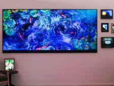 Microsoft a construit cel mai mare televizor 4K