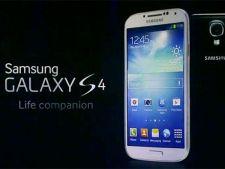Testele demonstreaza: Bateria Samsung Galaxy S4 se incarca o data la trei zile