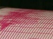 Trei cutremure au avut loc vineri in Romania!