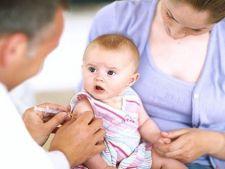 Amenzi de 2.500 de lei pentru parintii care nu-si vaccineaza copiii!