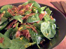 Salata spaniola cu rosii coapte si prosciutto