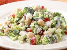 Salata de broccoli cu feta