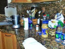 Haosul de pe blatul de bucatarie: cum sa scapi de el definitiv!