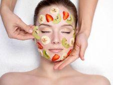 3 masti faciale cu fructe, pentru o piele perfecta vara
