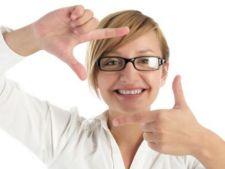 Ce forma de ochelari sa alegi daca ai fata rotunda