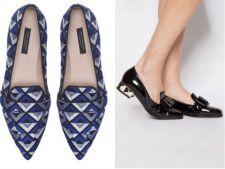 Tendinte toamna 2013: 7 modele originale si trendy de pantofi cu talpa plata