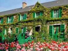 Cele mai frumoase gradini: Gradina lui Claude Monet din Giverny