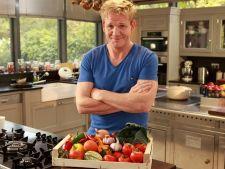Bucatari celebri - Gordon Ramsay: Salata picanta cu vita, perfecta pentru un inceput de saptamana in forta