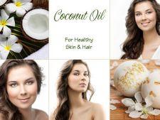 Cele mai bune 3 tratamente corporale cu ulei de cocos