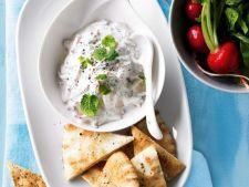Greek savory snack