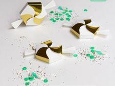 Cum sa faci o cutie hexagonala de bomboane pentru Craciun