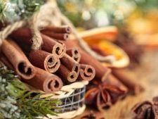 Mirodenii si condimente vedete in preparatele de Craciun