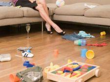 8 pasi pentru a avea o casa perfect organizata si aerisita la inceput de an