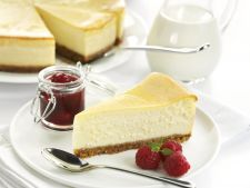 New York Cheesecake, deliciul care te va face sa uiti de orice dieta