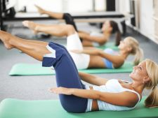 5   Pilates moves that I want help to the rapid calories burned