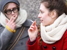 7 statistics worrisome about the in smoking among teenagers