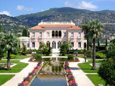 Gradinile Ephrussi de Rothschild, bijuteria verde a Coastei de Azur