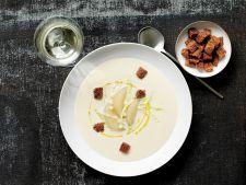 Supa cu varza Veloute si pere
