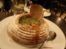 Supa de ciuperci ungureasca