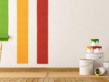 Planuiesti sa te apuci de renovare? Cum alegi culorile perfecte pentru vopseluri