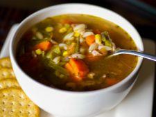 Retete de post: Supa italieneasca de legume
