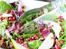 Delicios si dietetic: Salata cu pere si rodii