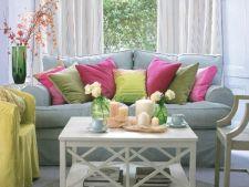Cum sa aduci veselia in decorul casei tale: 8 sfaturi practice