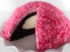 Tort pufos de Paste