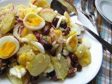 Reteta ideala dupa sarbatori: salata orientala dietetica