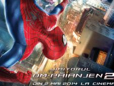 The Amazing Spider-Man 2/ Uimitorul Om-Paianjen 2 (2014), din 2 mai in cinema