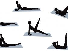7 miscari de Pilates care iti vor transforma complet trupul!