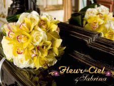 Aranjamente florale de vis pentru o nunta de poveste